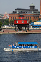 Visit Baltimore - Water Taxi in the Inner Harbor